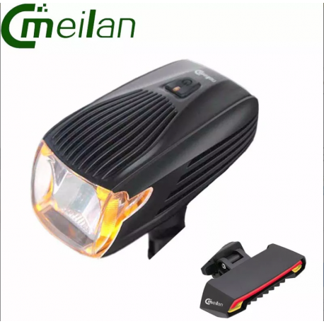 Pack Led Meilan X1 Frontal Y Meilan X5 Trasero