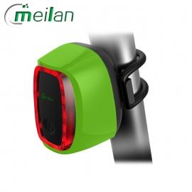 Meilan X6 Led Trasero. 8 Modos. Verde