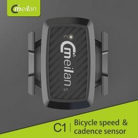 Meilan C1 sensor de velocidad y cadencia BT ANT+