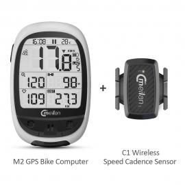 Pack Meilan M2 + Meilan C1 sensor de cadencia