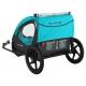 Carrito Bicicleta Schwinn Shuttle 2 Niños. Plegable